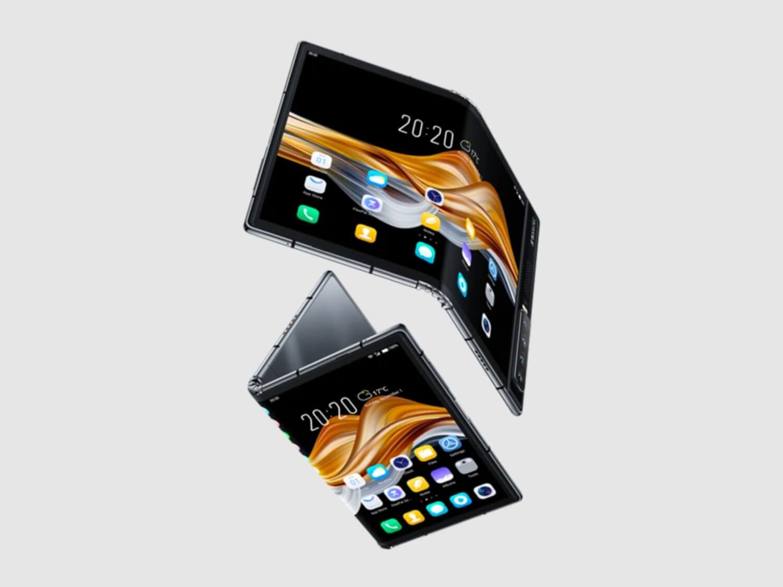 RoyoleのFlexPai 2。自社開発の折りたたみディスプレイを搭載