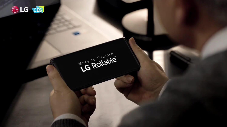 幻となったローラブルスマホ「LG Rollable」。高級モデルで登場するかもしれない