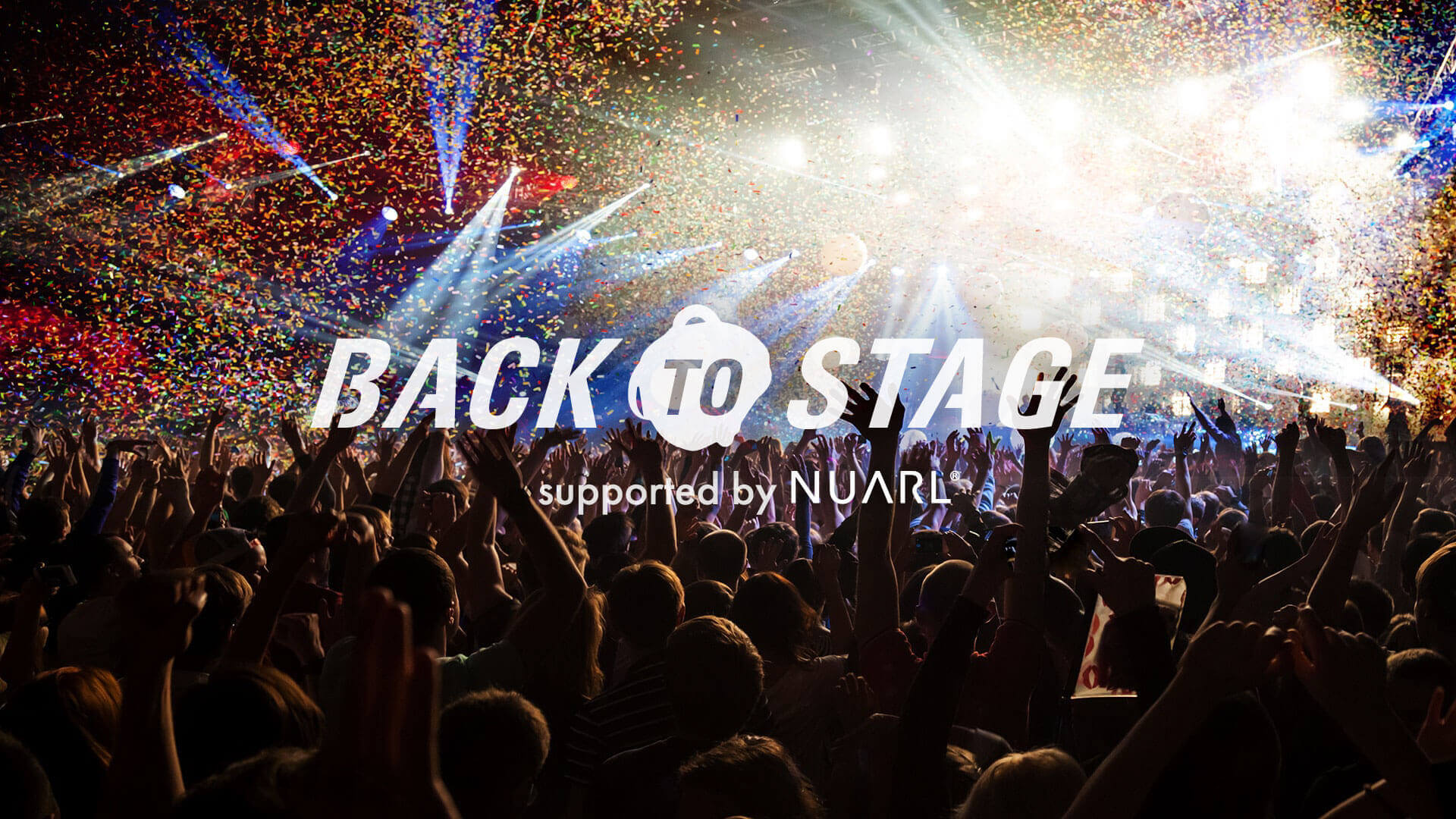 BACK TO STAGE