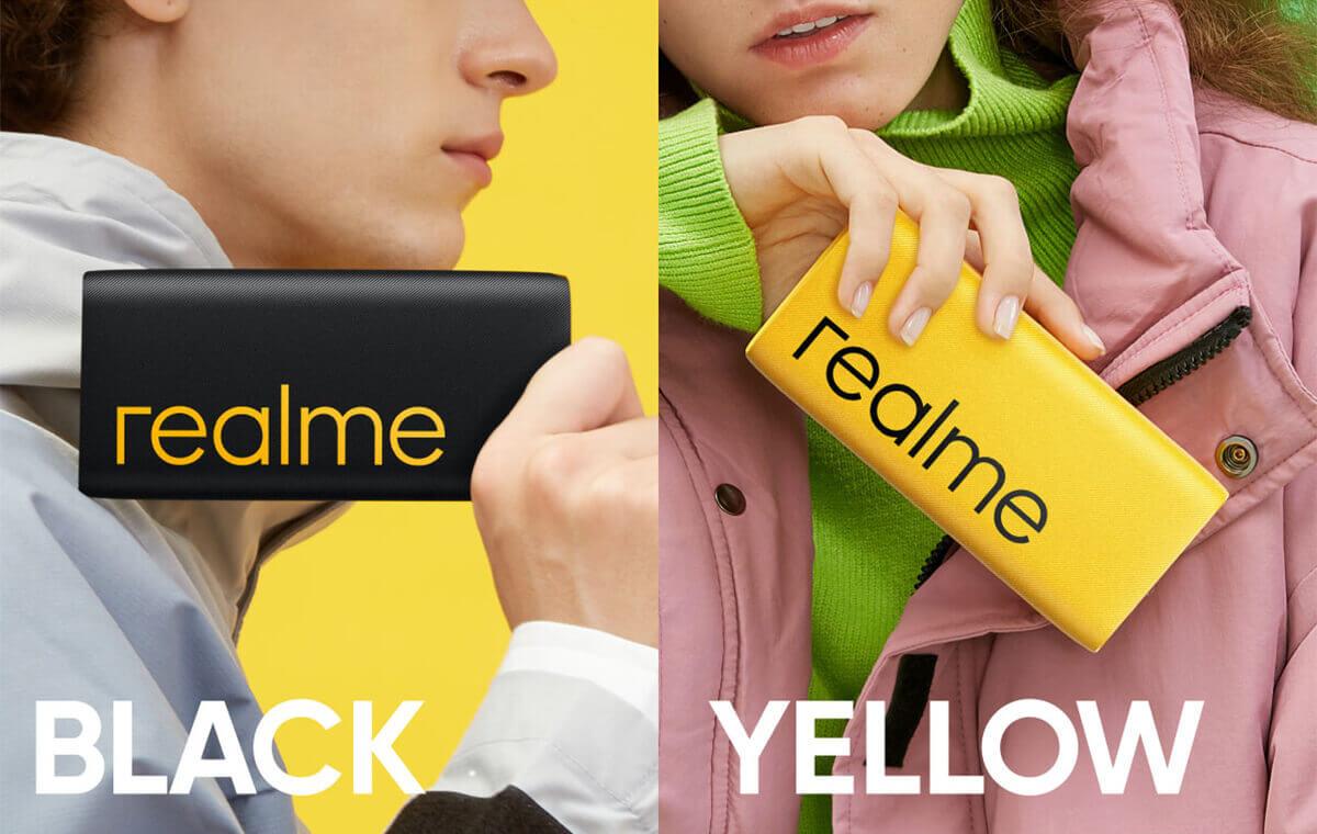 日本で発売になるモバイルバッテリー。カラーリングが斬新だ