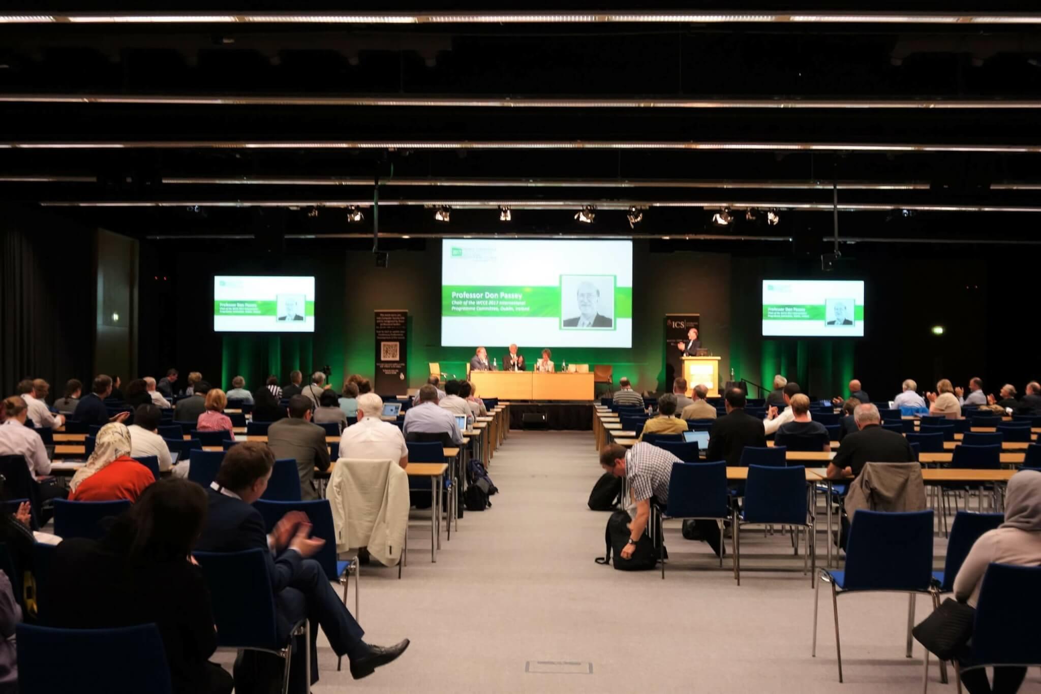 WCCE 2017 in Dublin