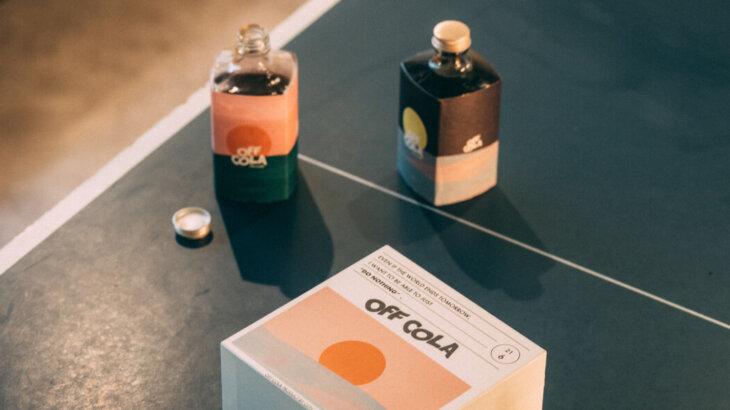 その時間だけ味わえる贅沢…CityCampが時間に合わせて飲むクラフトコーラ「OFF COLA」をリリース。am2:00とpm6:00のみ販売。