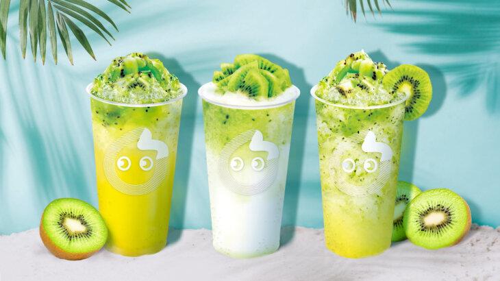 【期間限定】CoCo都可の夏!果肉たっぷり「キウイシリーズ」が今年もやってくる!