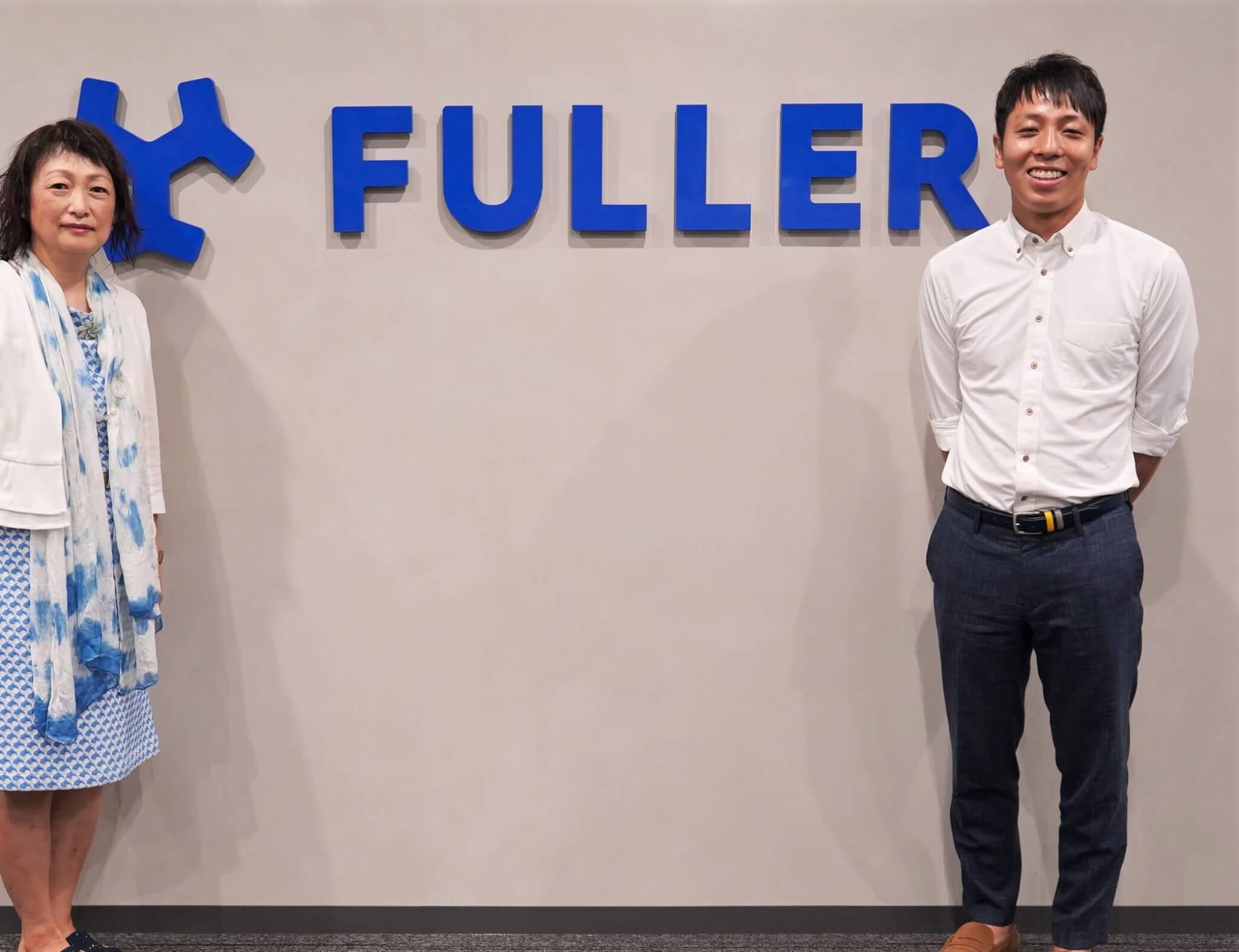 フラー株式会社 渋谷修太さんと筆者