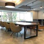 食堂兼コワーキングスペース