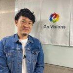 Go Visions 株式会社 代表取締役 小助川 将 さん